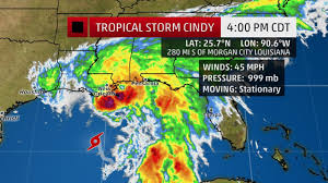 New Orleans Flood Zone Map by Tropical Storm Cindy Could Cause More Flooding In Monroe West