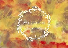 free vector warm watercolor background download free vector art