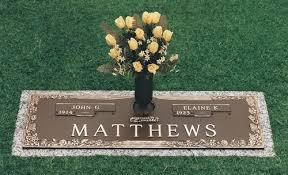 grave marker grave marker crowncrest floral