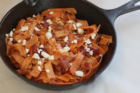 bacon ribbon delicious bacon feta sweet potato ribbons recipe