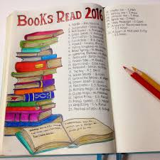 Bullet Journal Tips And Tricks by Keep Track Of Books To Read In Your Bullet Journal Bullet