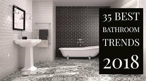 35 best bathroom trends 2018 youtube