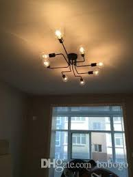 Vintage Ceiling Lights 2018 Real Picture Led Ceiling Lights Vintage Lamps Iluminacion