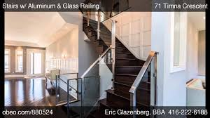 Crescent Stairs by 71 Timna Crescent Maple On L6a4l7 Eric Glazenberg Bba Youtube