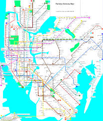 Nyc Subway Map Directions by Fantasy Transit Maps Better Map Compared Boston City Vs