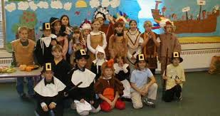 mrs bromley s class presents a thanksgiving play