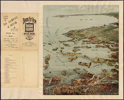 Boston Harbor Hotel Map by File Birds Eye View Of Boston Harbor And South Shore To