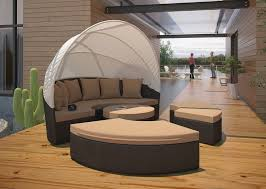 Outdoor Daybed With Canopy Outdoor Daybed With Canopy