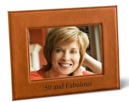 leather picture frames leather frame etsy