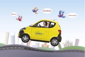si e auto carrefour mobilità sostenibile a l auto elettrica ngo cambia