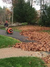 Fall Cleanup Landscaping by Leaf Removal U0026 Winter Preparation In Nh Fall Landscaping Services