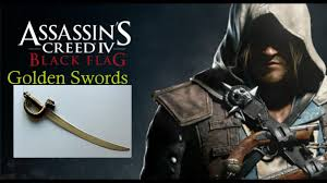 Ac4 Black Flag Assassin U0027s Creed 4 Black Flag Golden Swords Found Youtube
