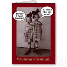 Funny Birthday Meme For Sister - funny vintage 1920s older sister birthday card sister birthday