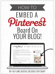 tutorial wordpress blog how to embed a pinterest board on your wordpress blog wordpress