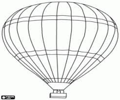 balloon coloring pages air balloons coloring pages printable games