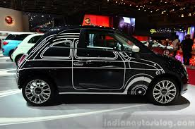 fiat 500 edition spec fiat 500 couture special editions live