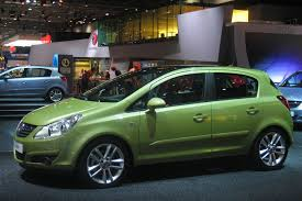 opel green opel agila suzuki splash car design news