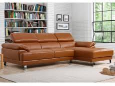 canape droit cuir canape angle droit cuir pas cher pour un confort optimal