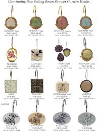 curtain rings gold images Carnation home fashions inc shower curtain hooks jpg