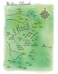 Aspen Colorado Map by Local Source Guide Edible Aspen