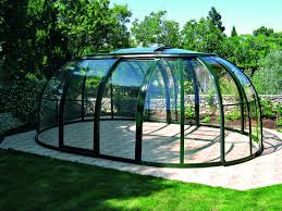 Jacuzzi Tub Sunhouse Tub Enclosure Can Be Used As A Shed For Your Car