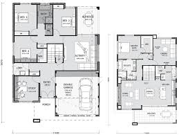 Two Storey Floor Plans Two Storey Home Builders Perth Pindan Homes