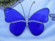 flower stained glass sun catcher light catcher purple flower