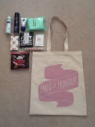 bridesmaids gift bags best 25 bridesmaid gift bags ideas on wedding day