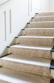 Vintage Stair Rods by Step By Step The Latest Trends In Stair Runners U2013 The Daily Basics