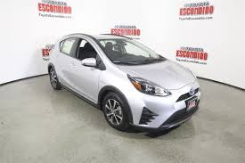 new 2018 toyota prius c two hatchback in escondido 1016441