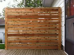 outdoor wood wall wooden privacy screen mamak