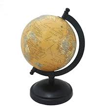 handmade decorative home décor vintage style globes table top