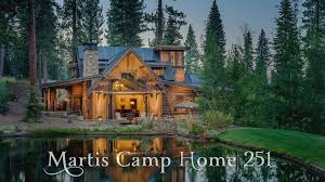 sold martis camp custom home 251 youtube