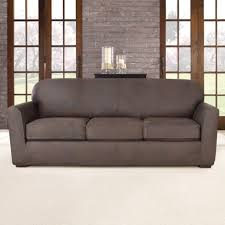 Microfiber Sectional Sofa Walmart by Living Room Slipcovers For Sectional Grey Chair Sofa Covers