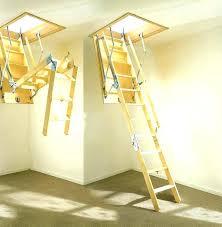 attic ladder insulation luxury attic stairs attic door insulation