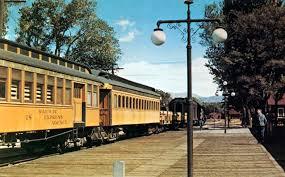 passenger train cars