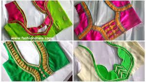 blouse designs images blouse designs archives fashionshala
