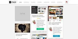 blogs design 16 best grid style wordpress themes for beautiful masonry blogs or