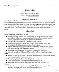 professional summary for resume exles 22 professional summary resume useful marevinho