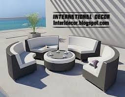 Modern Furniture Outdoor by Modern Outdoor Furniture Fpudining