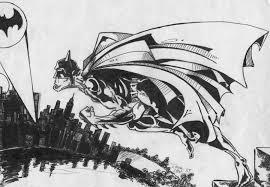 batman drawing 1989 withyourlife deviantart
