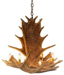 chandelier rustic wildlife editonline us