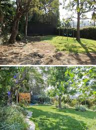 our backyard makeover the final reveal emily henderson