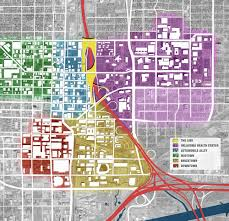 Oklahoma City Zip Code Map by Okc Metro Development Oklahoma City Stillwater Sycamore