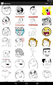 Different Meme Faces - rage faces android apps on google play