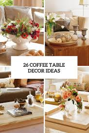 Decorating Ideas For Coffee Table 26 Stylish And Practical Coffee Table Decor Ideas Digsdigs