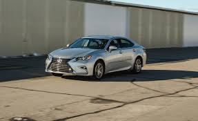 hybrid lexus 2017 2017 lexus es300h hybrid tested reviews car and driver