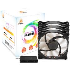 120mm rgb case fan segotep xingu moparty rgb kit computer case fan colorful color