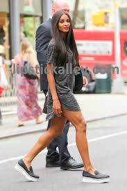 ciara leaving a nail salon in soho 8 19 lipstick alley