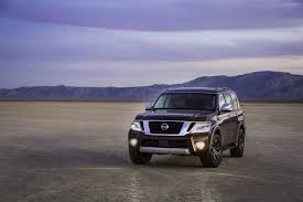 nissan armada off road 2017 nissan armada is north america u0027s patrol or the infiniti